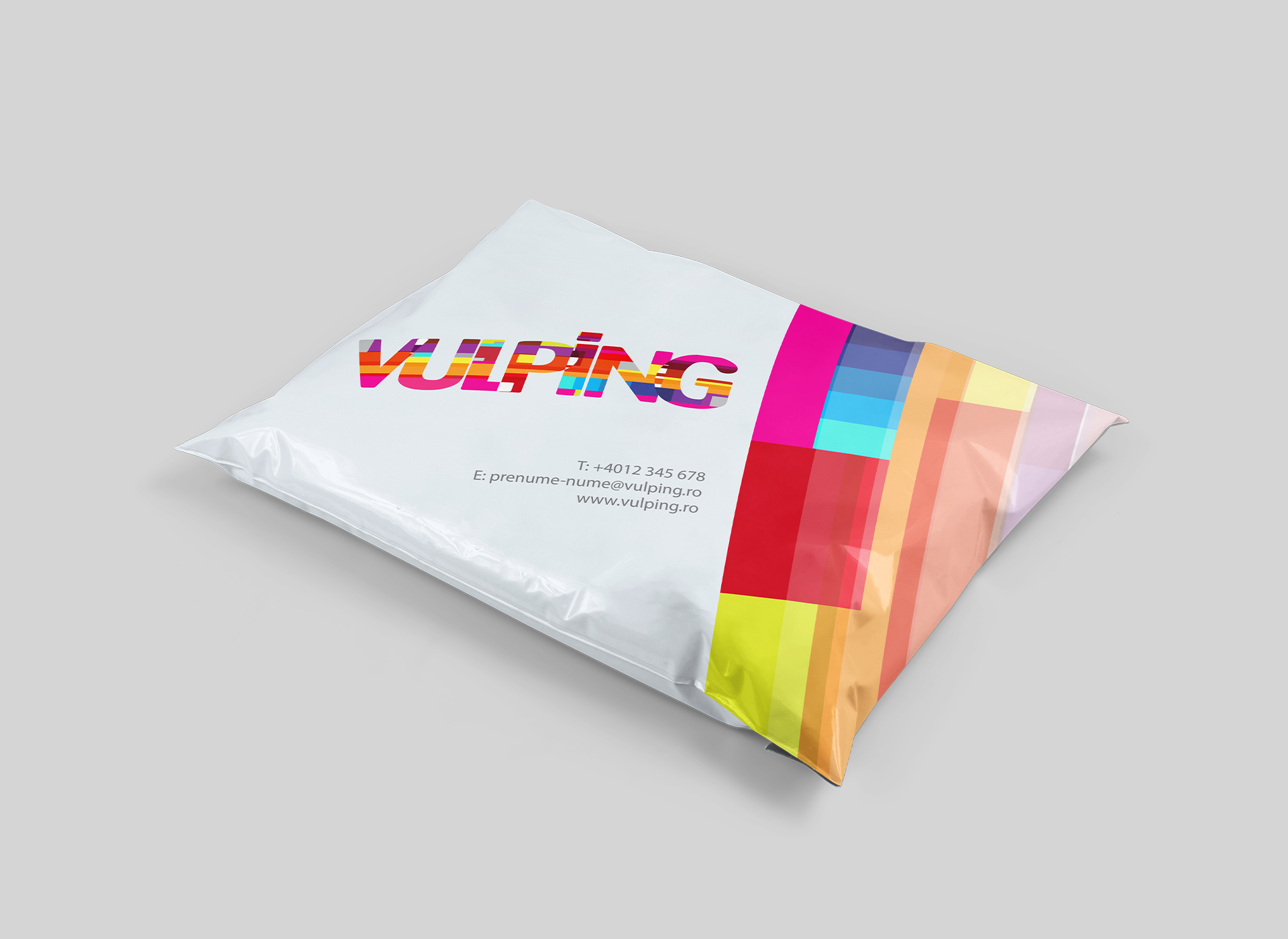 vulping branding by inoveo bag