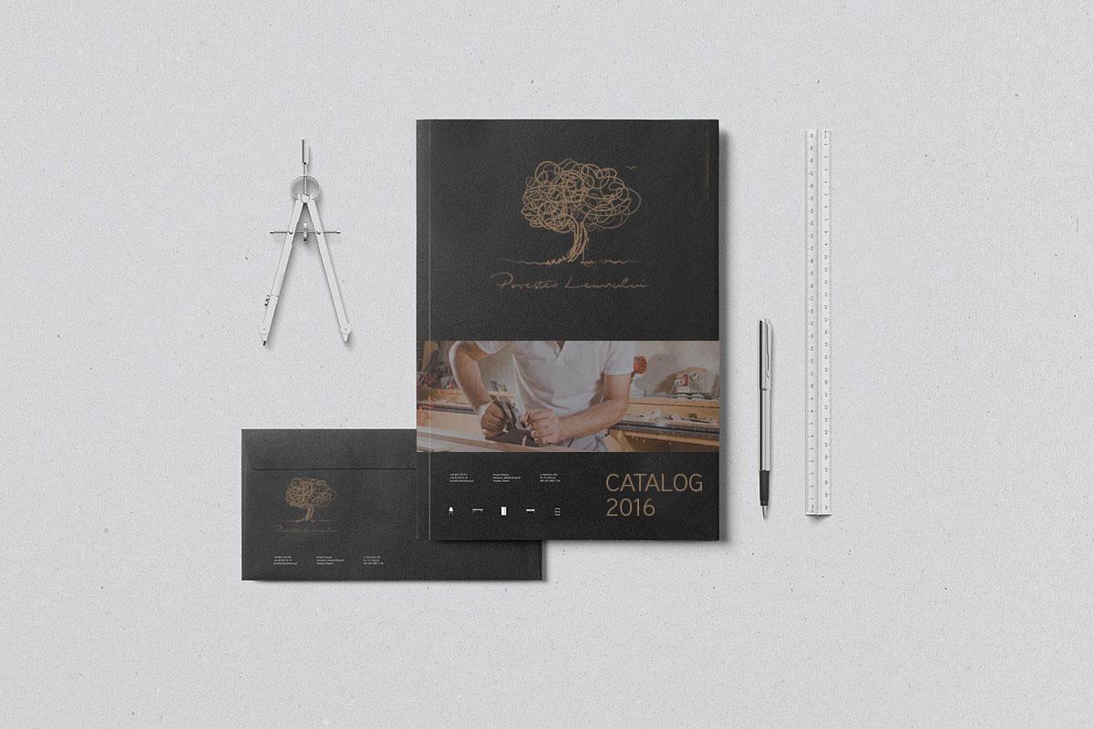 Povestea Lemnului Portfolio Inoveo stationery