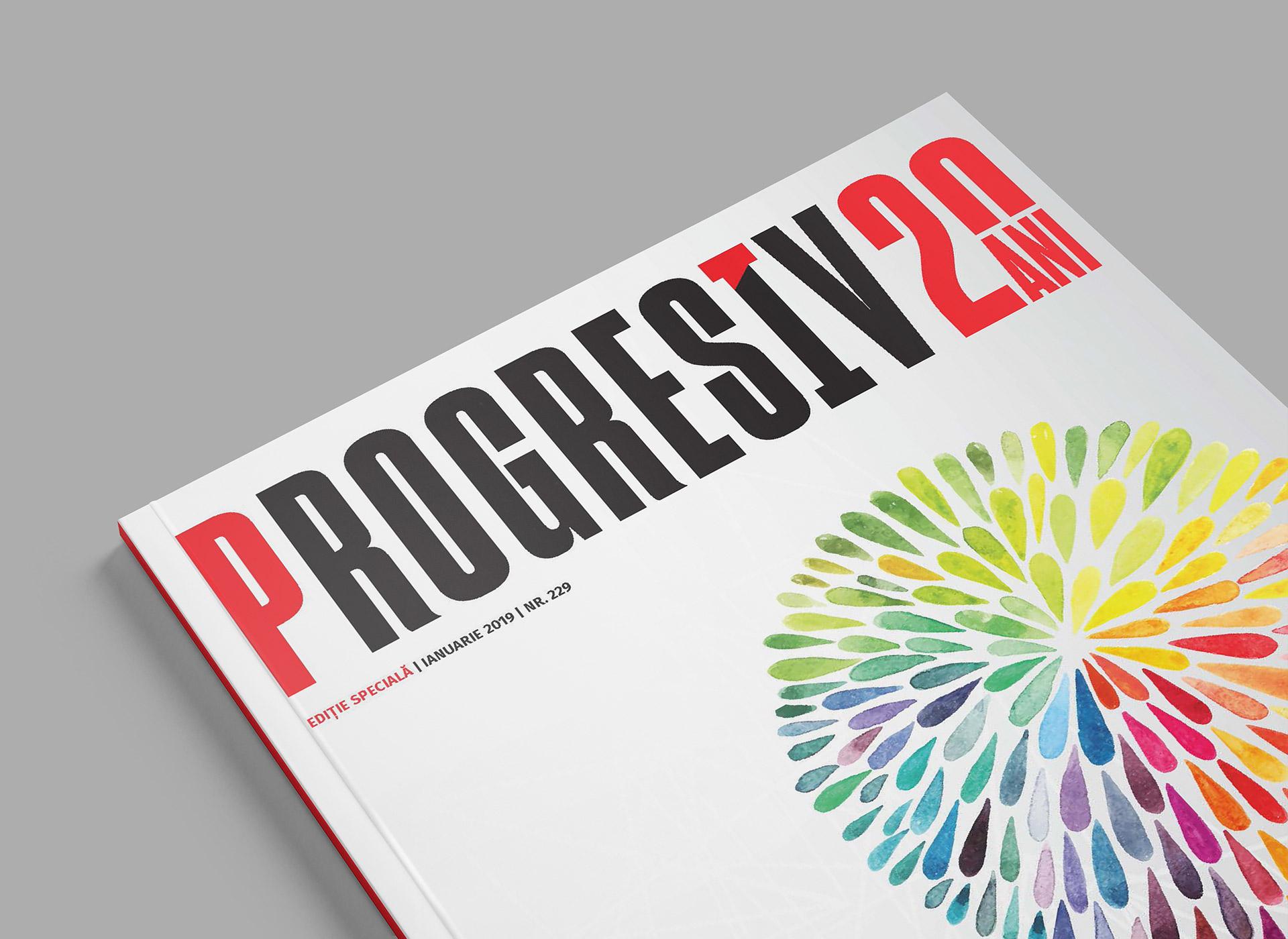 progresiv coperta