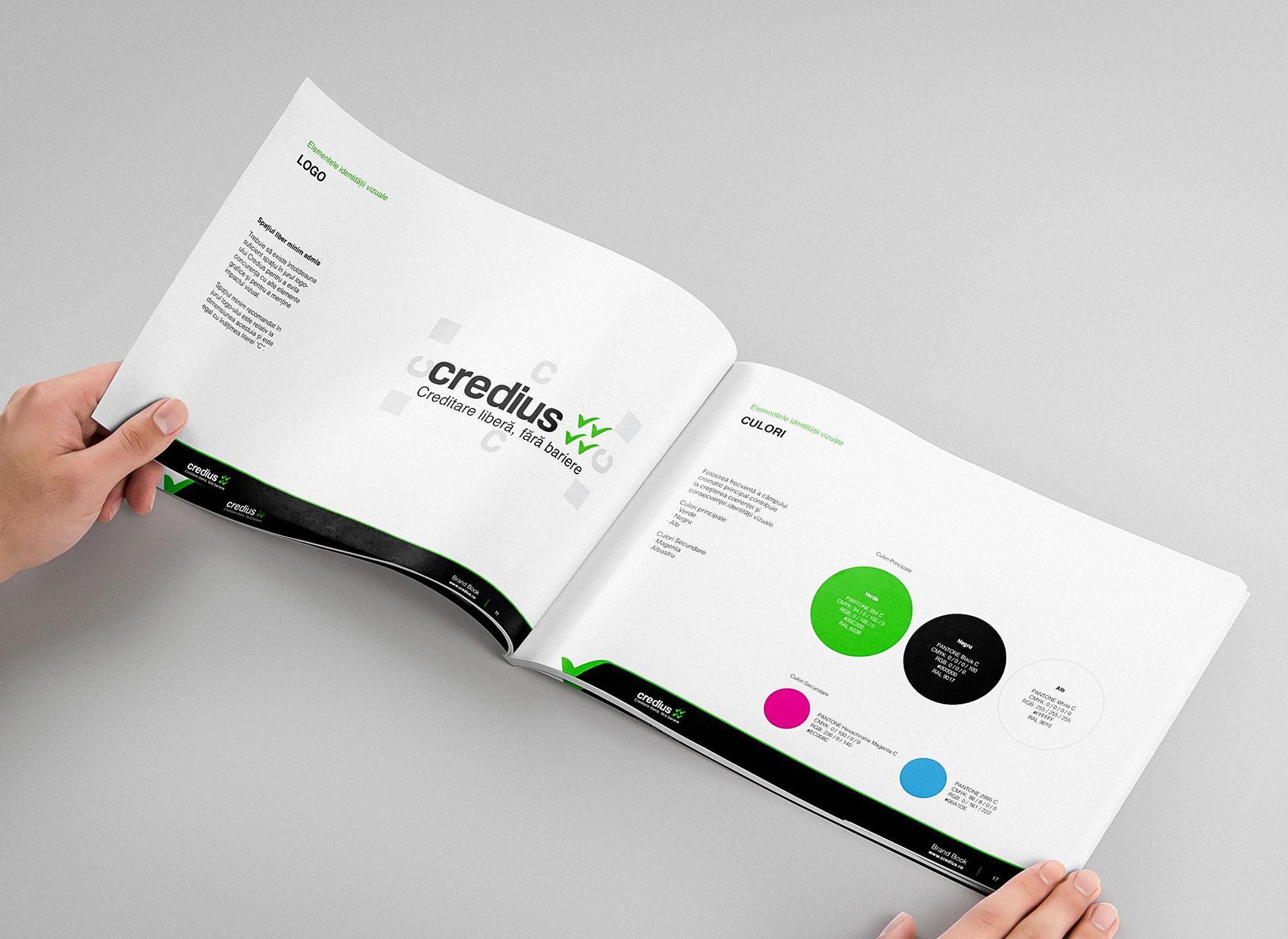 credius brandbook