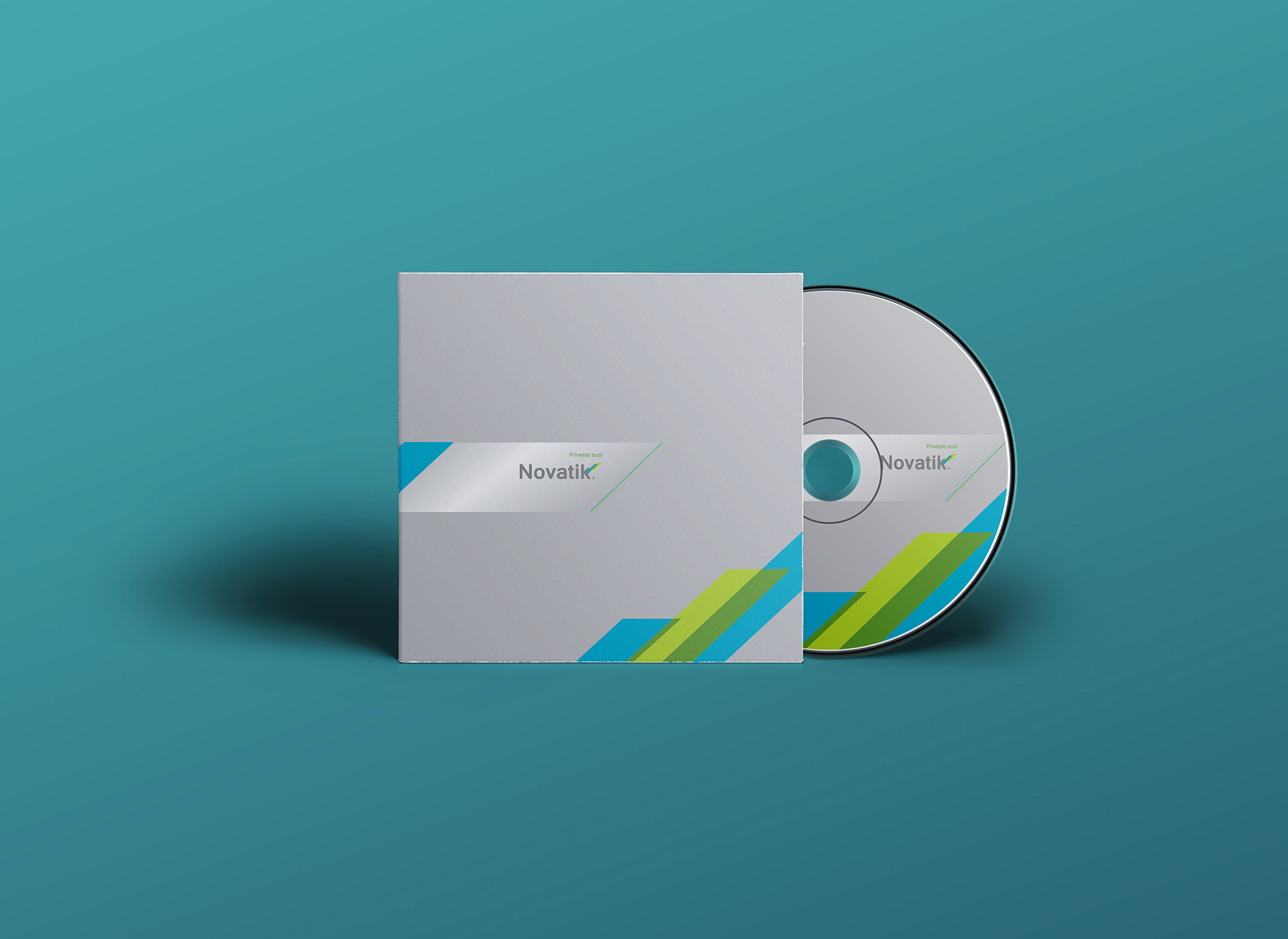 novatik portofoliu branding cd