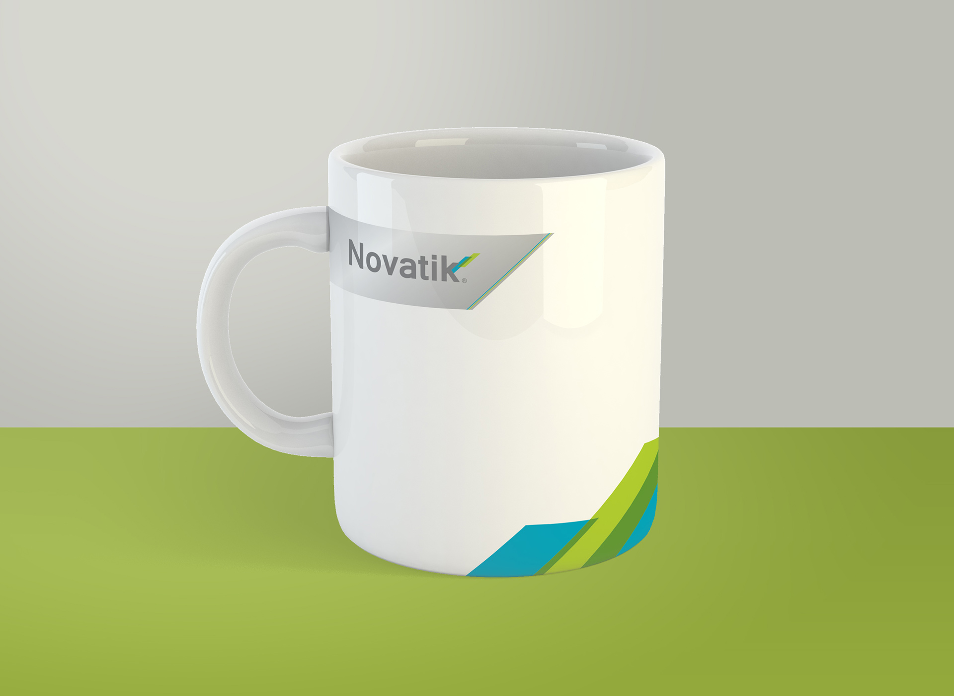 novatik portofoliu branding cup