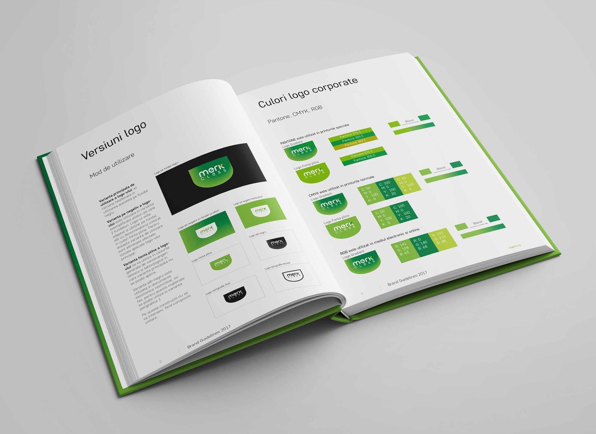 merk class portfolio inoveo brand book