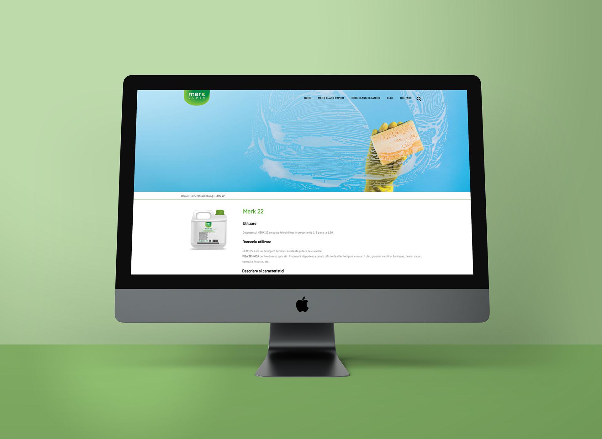 merk class portfolio inoveo website