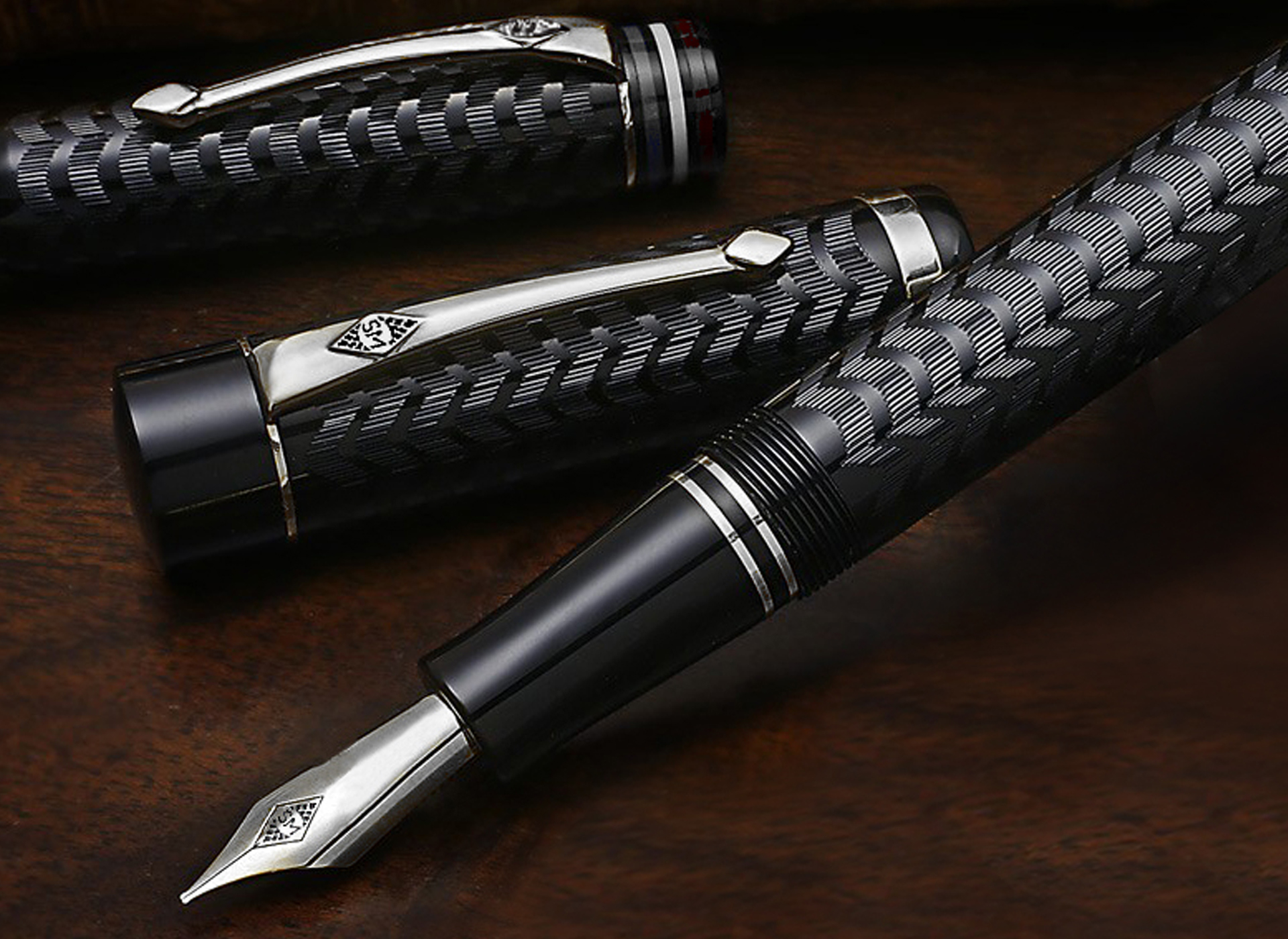 Silver Mountain portfolio inoveo pen