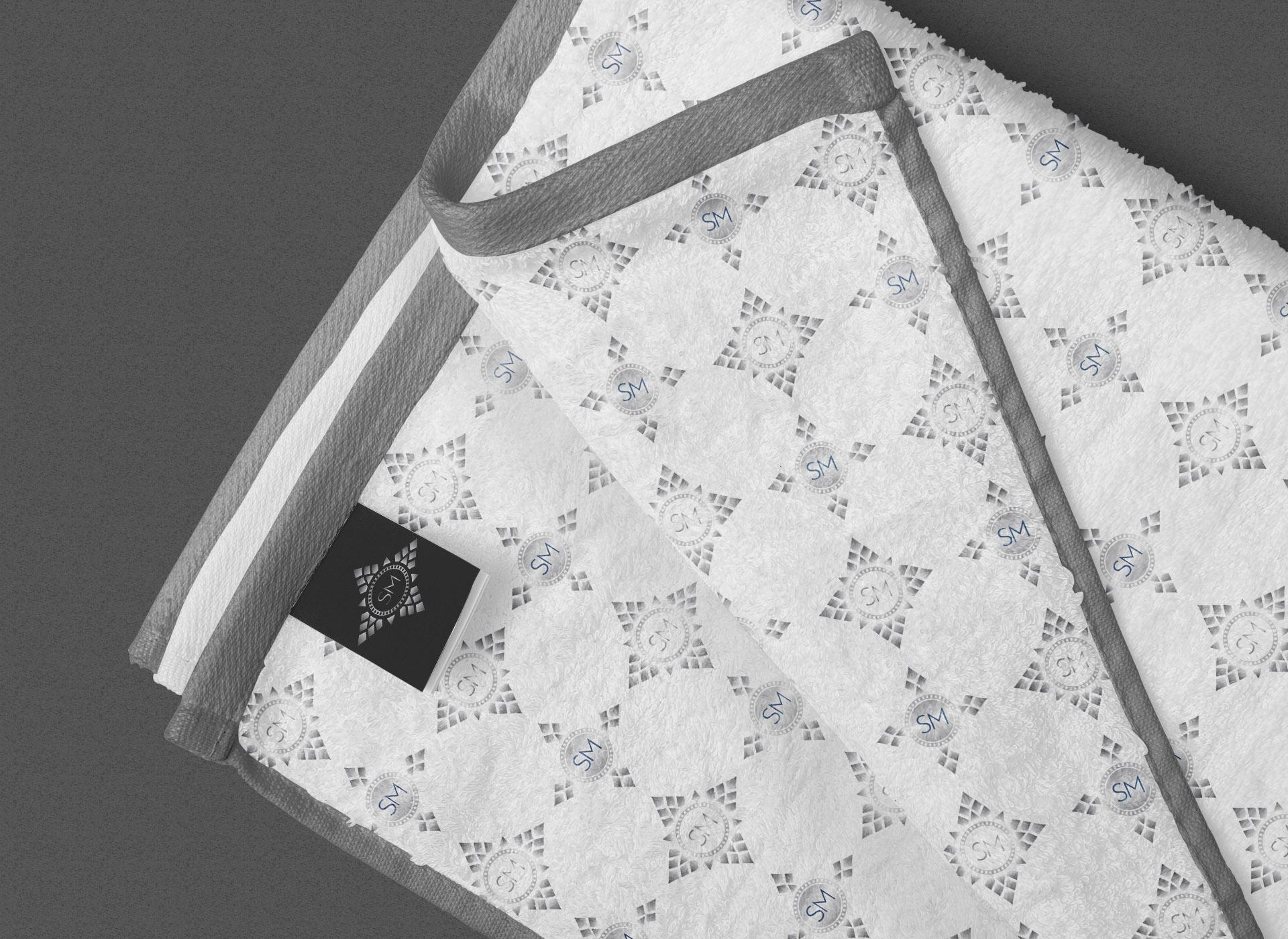 Silver Mountain portfolio inoveo towel