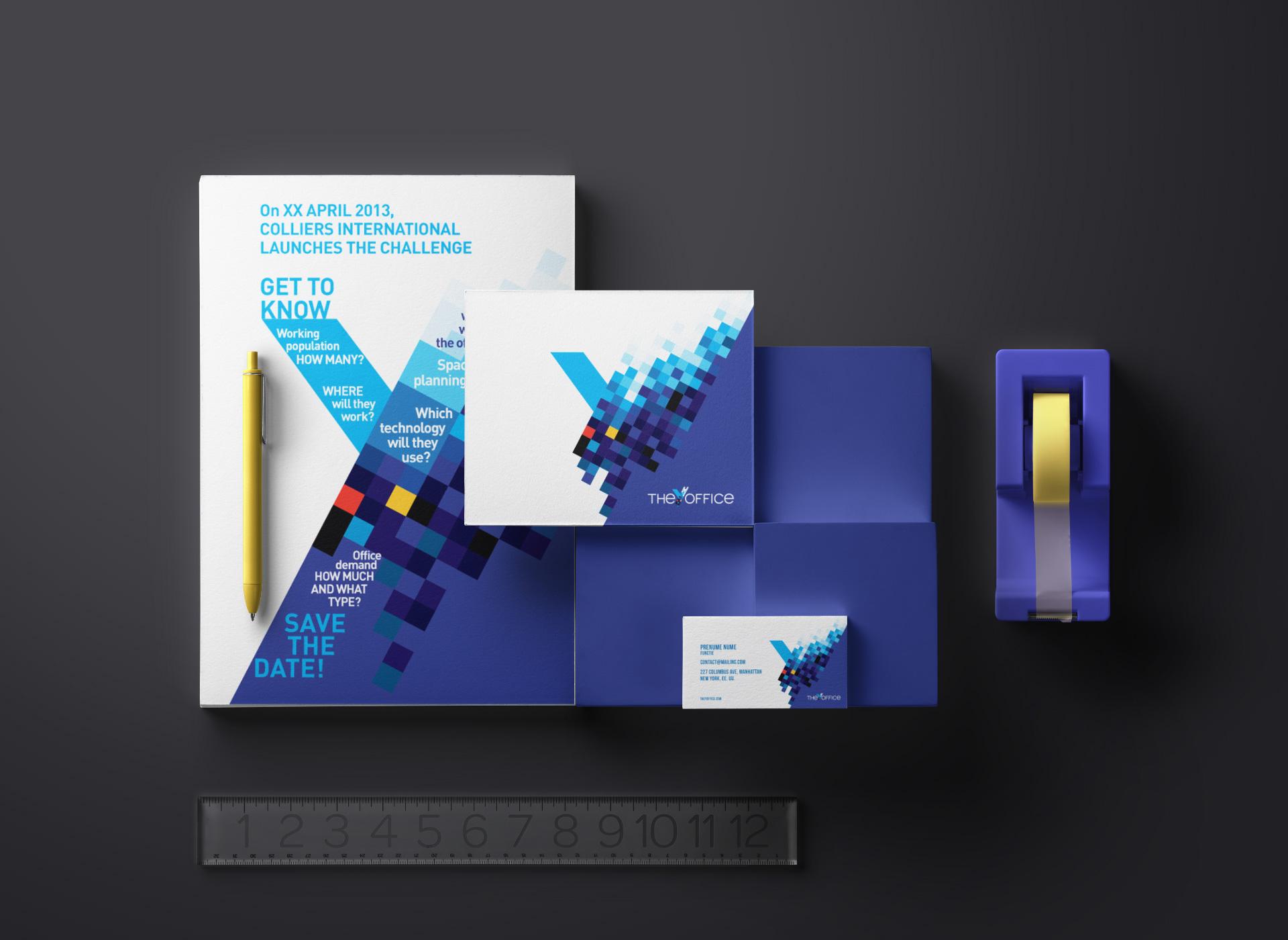 portofoliu inoveo the y office stationery