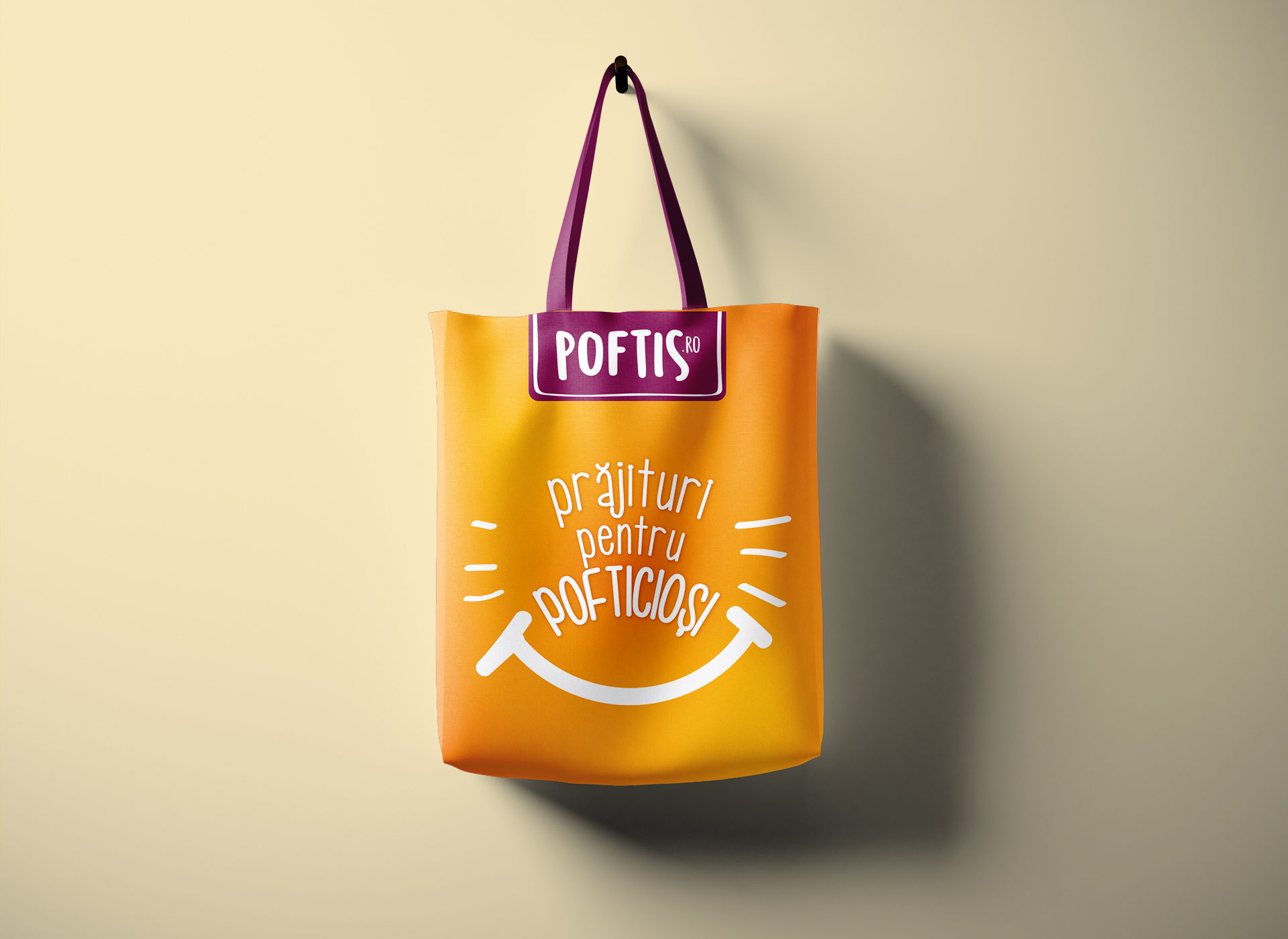 poftis bag branding inoveo