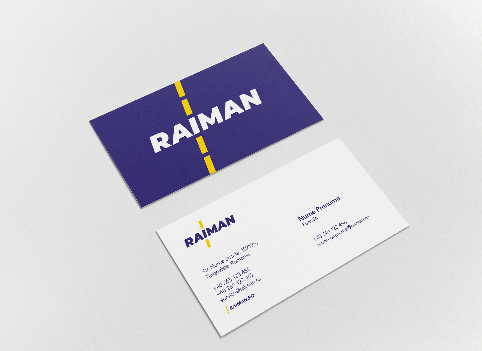 raiman portofoliu inoveo business card