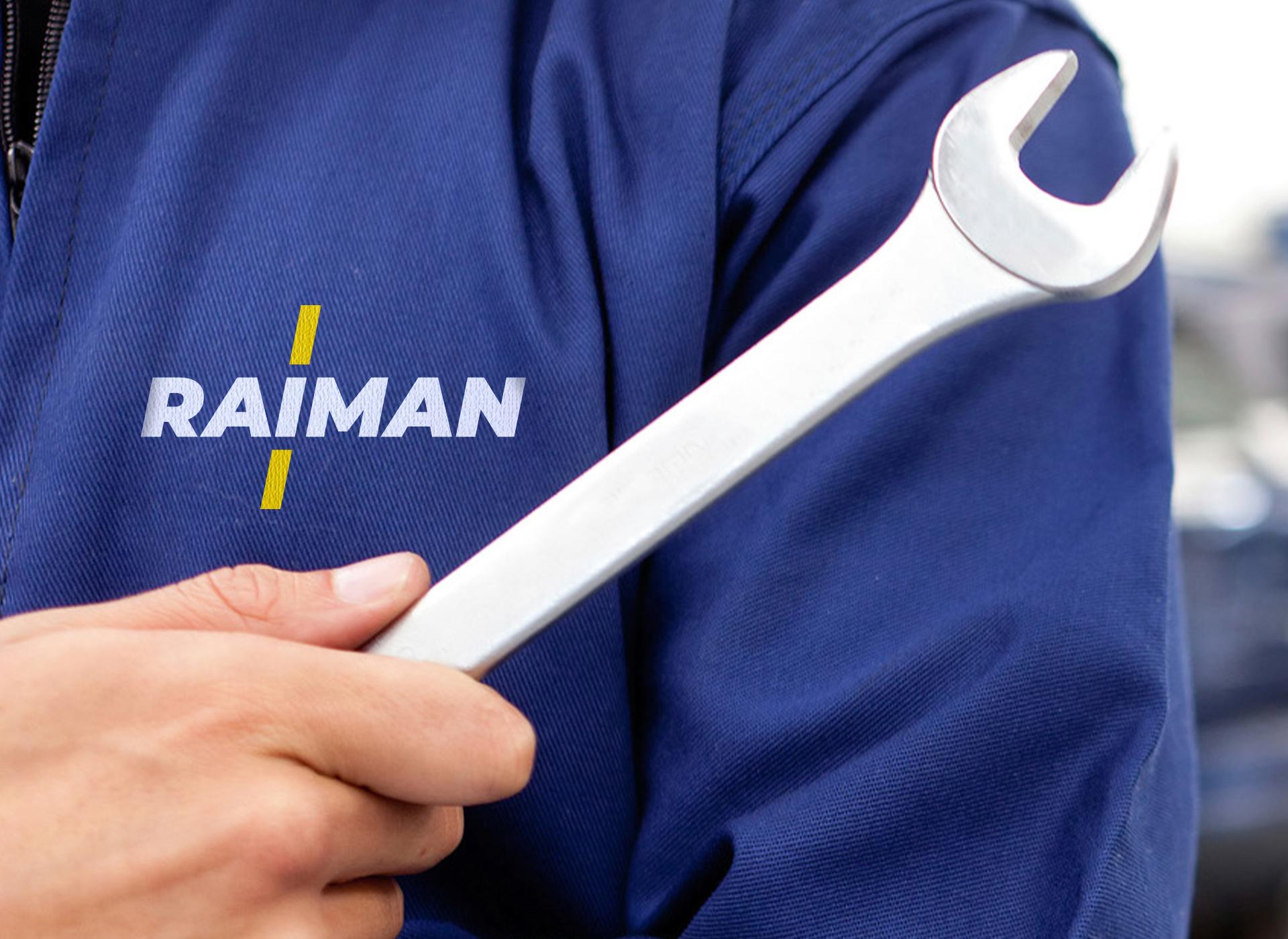 raiman portofoliu inoveo shirt Handyman