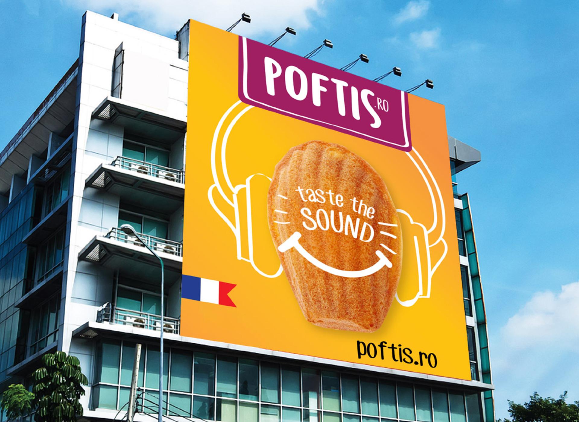 poftis buildng branding inoveo