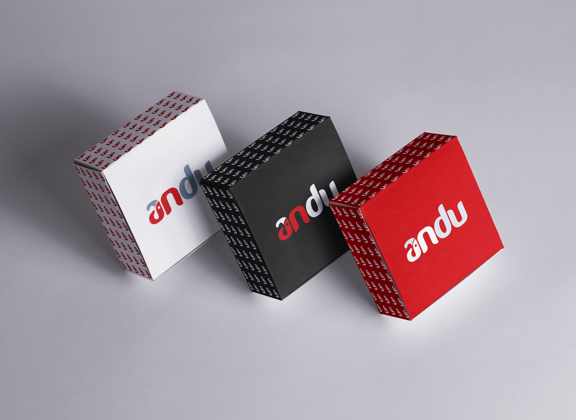 rebranding andu stationary