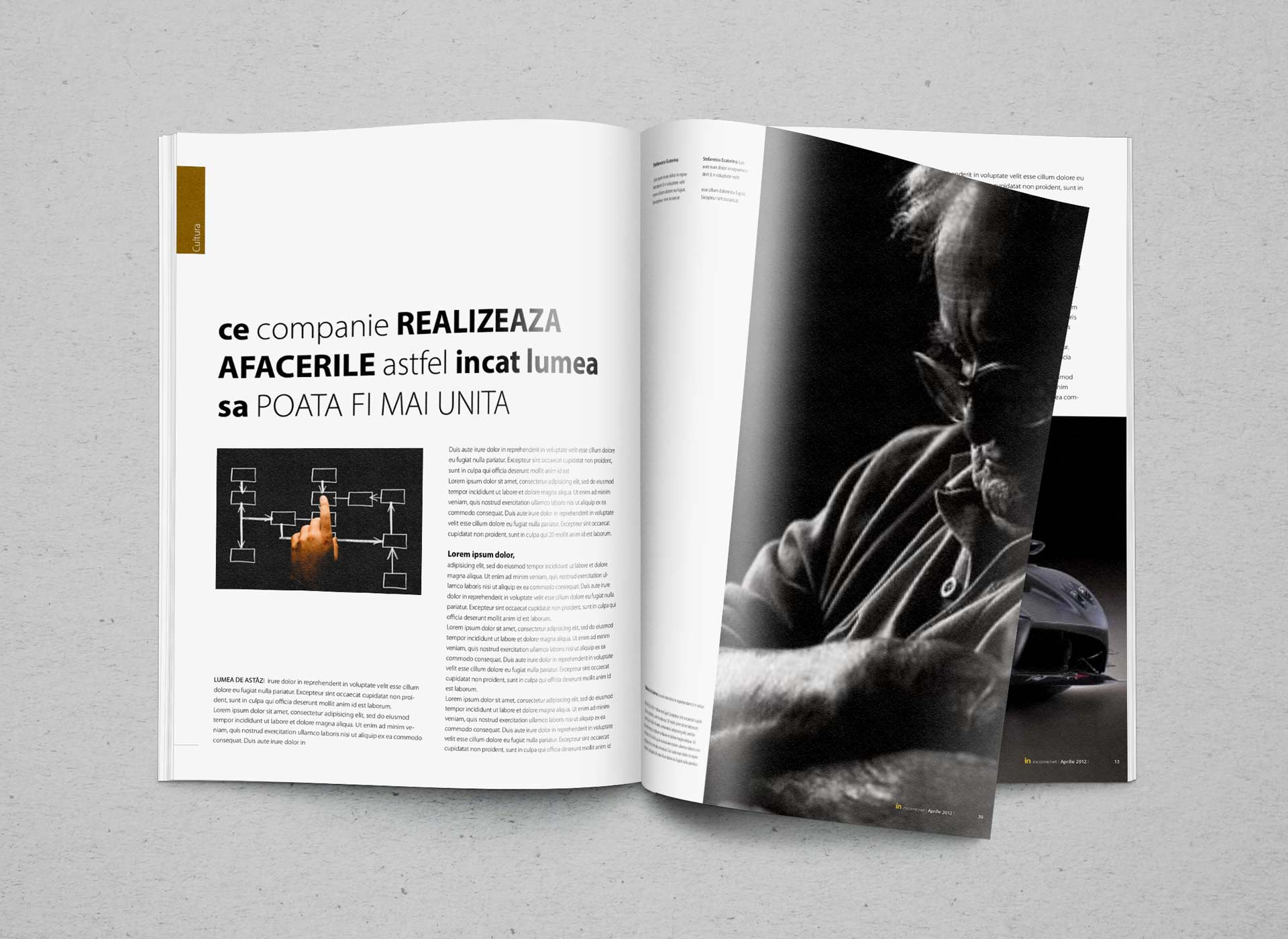 Income portfolio inoveo magazine