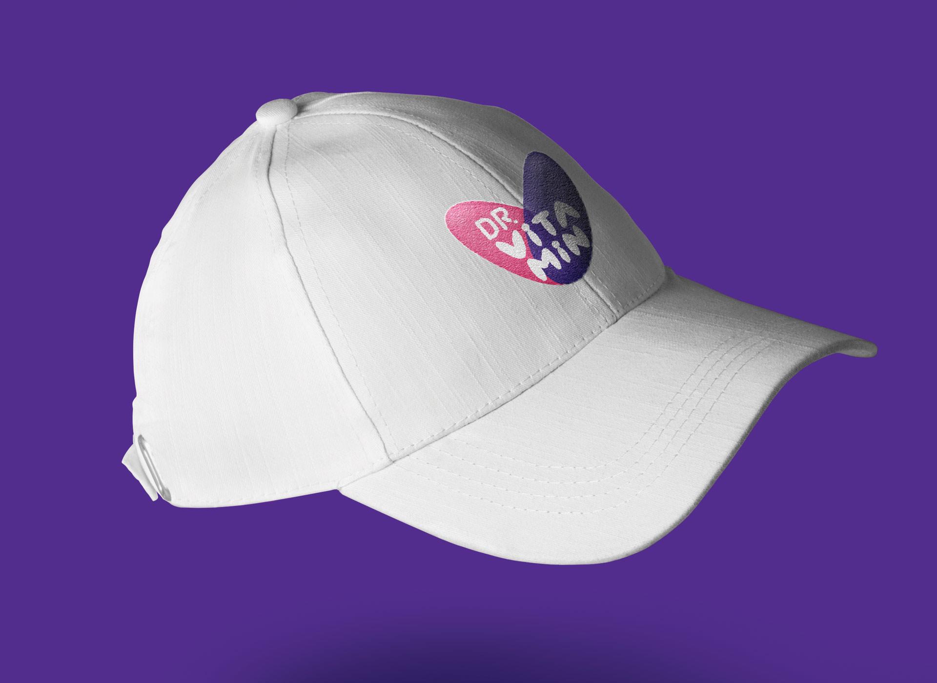 doctor vitamin cap inoveo branding