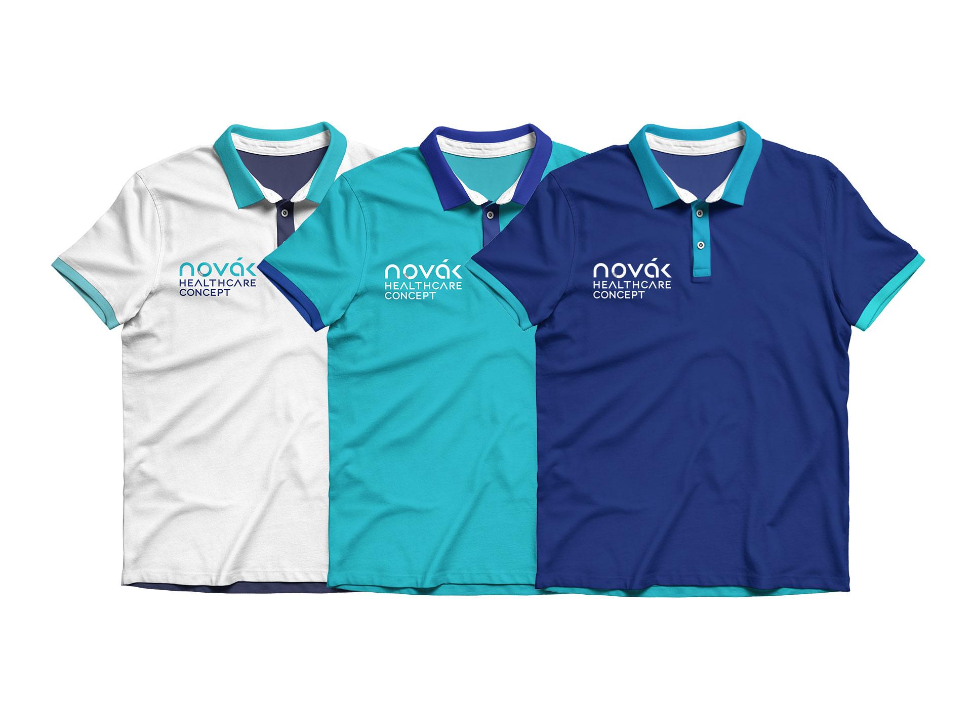 novak tricouri branding