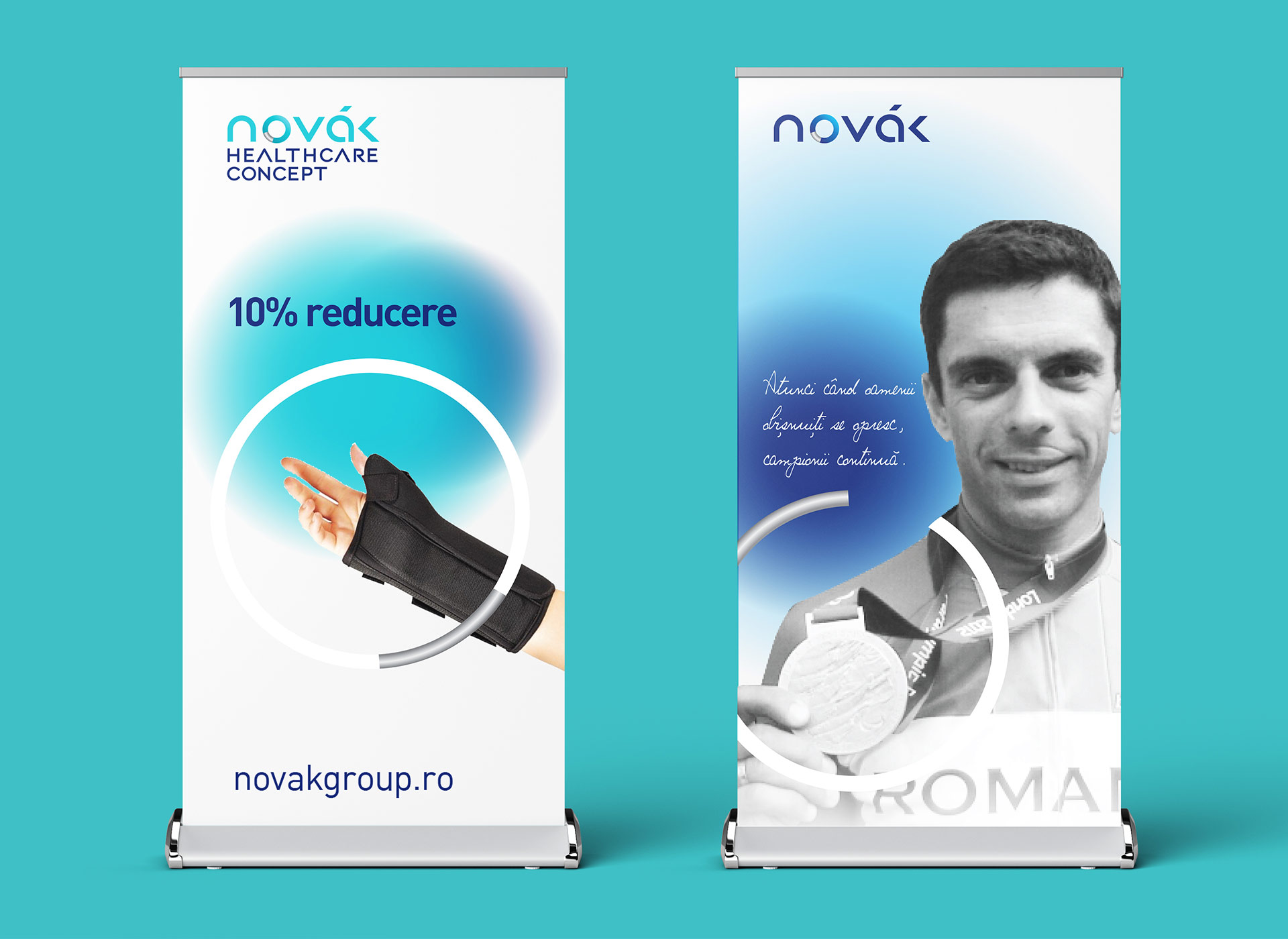 novak shirts branding