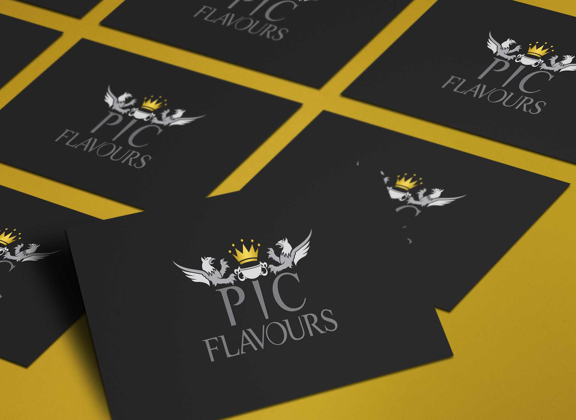 pic flavours business card portofoliu inoveo