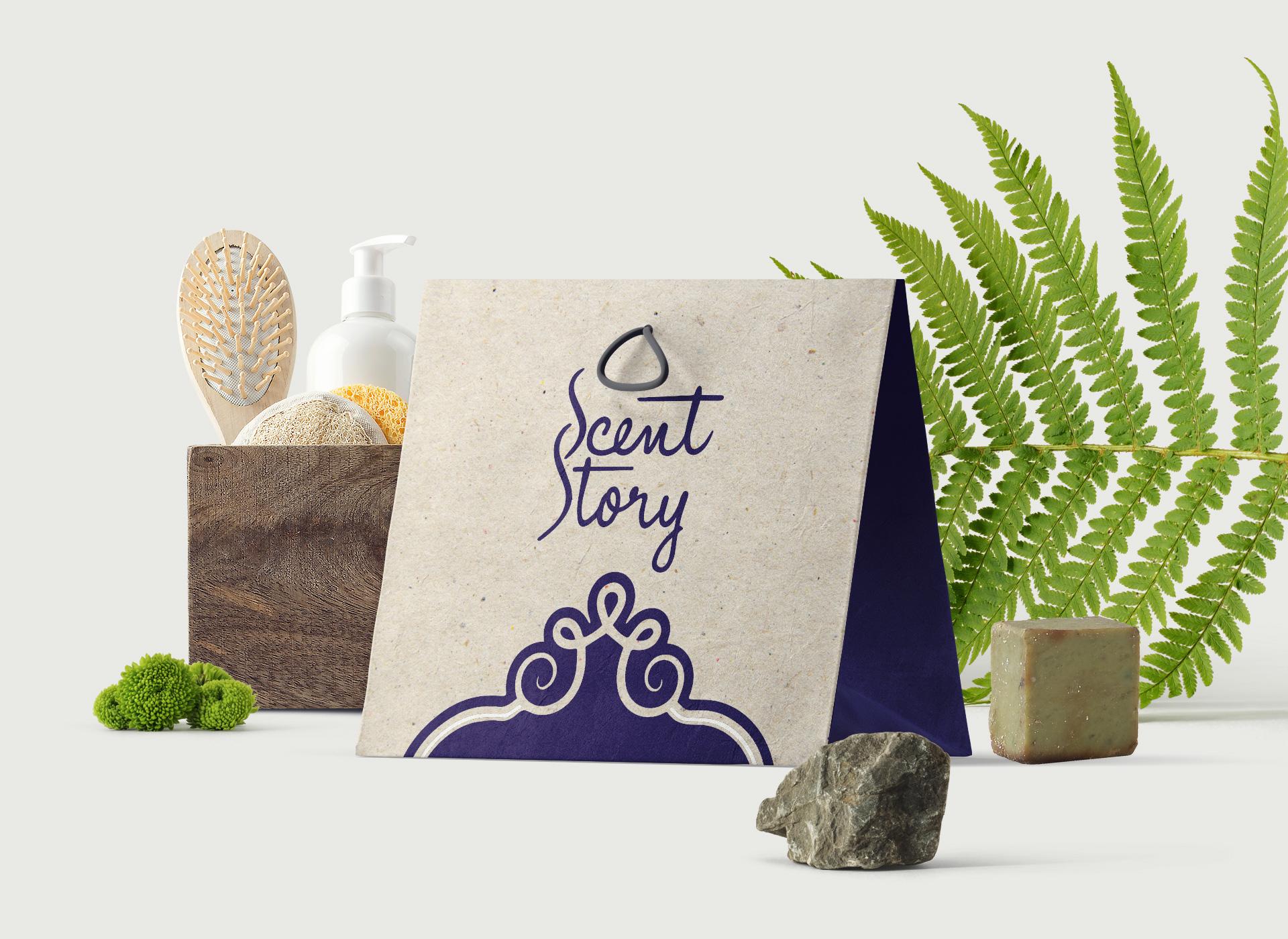 Scent Story portfolio inoveo bag