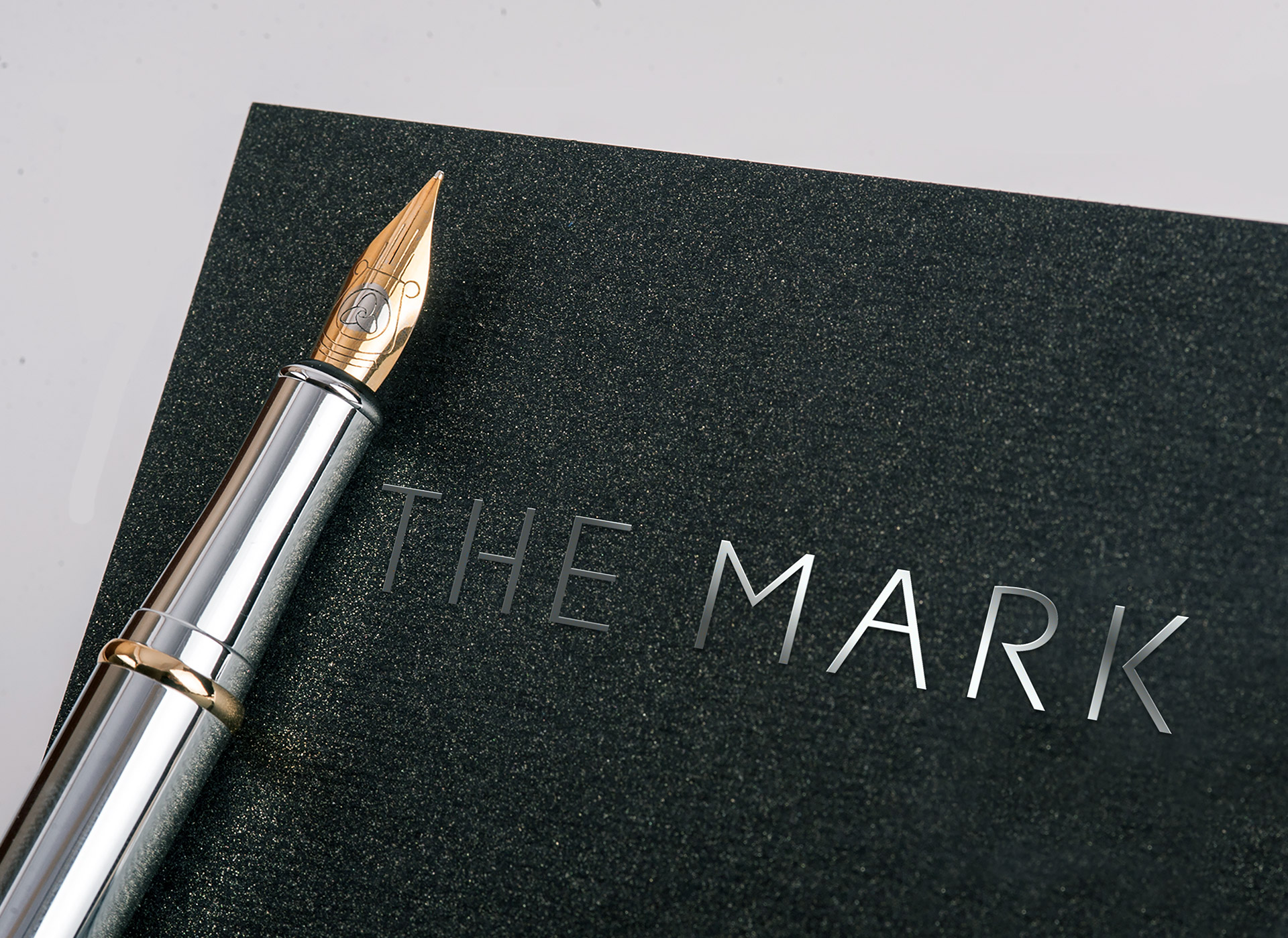 the mark portfolio inoveo business cards