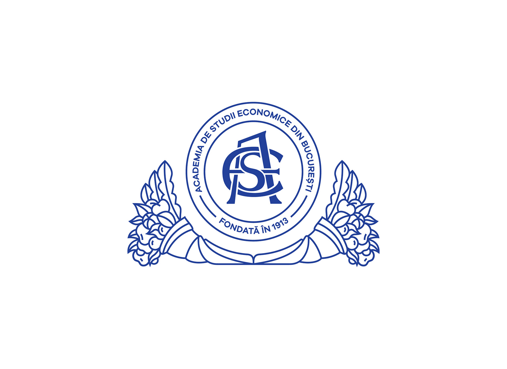 Academia de Studii Economie din Bucuresti portfolio inoveo logo pozitiv