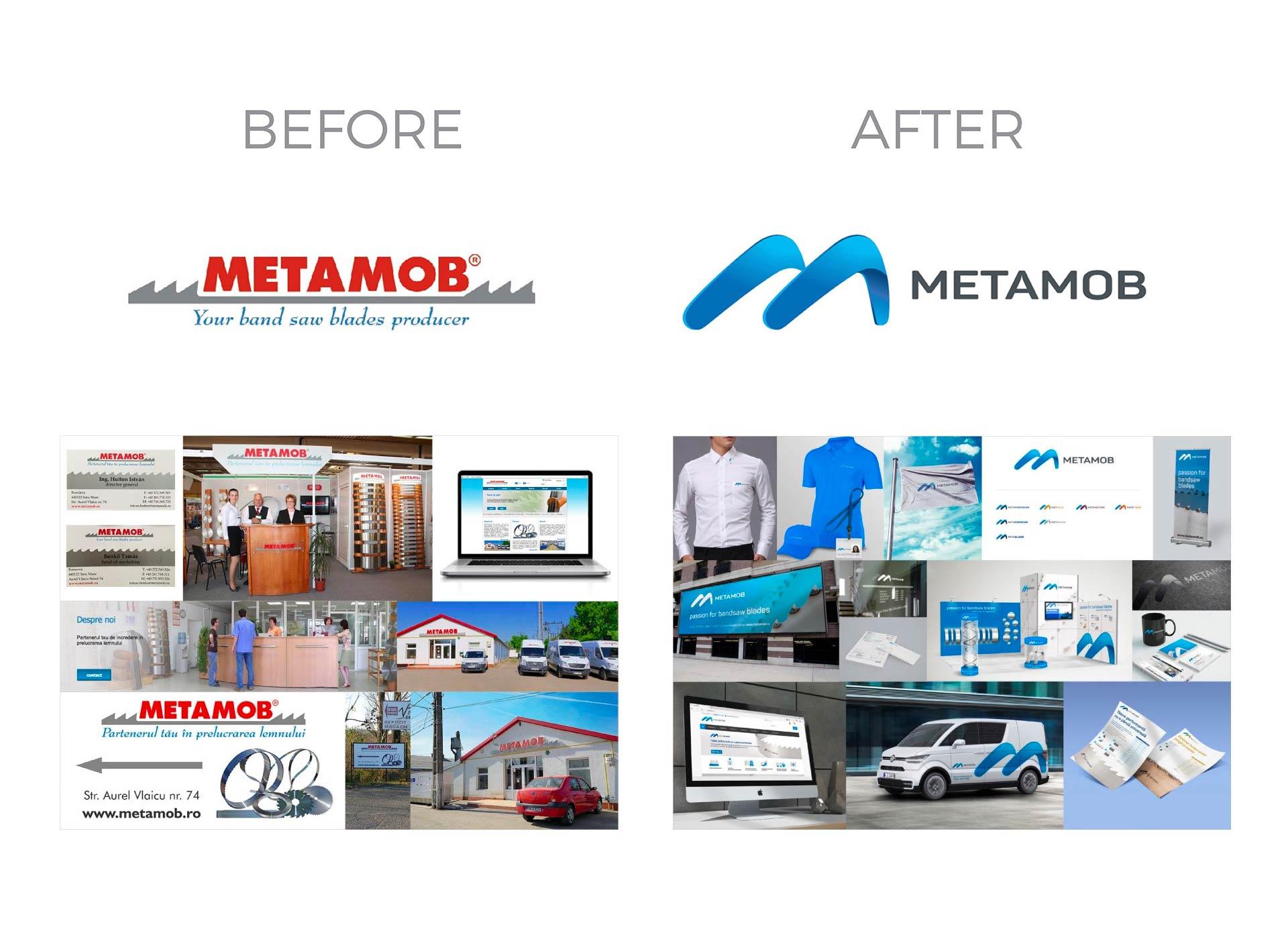 metamob portfolio inoveo before and after rebranding