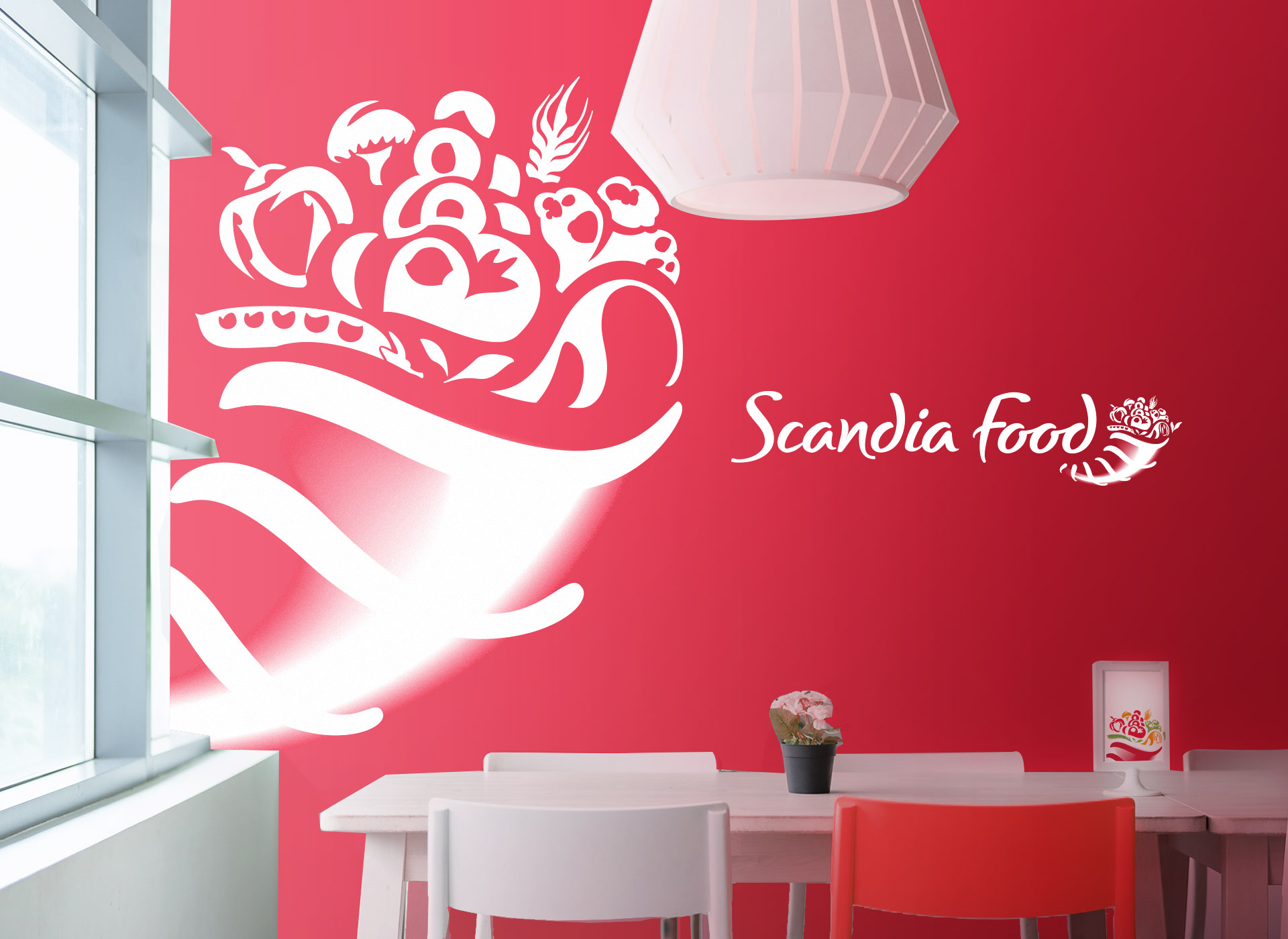 scandia food rebranding corn