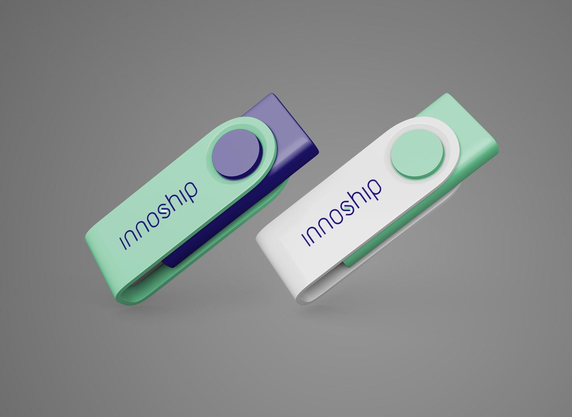 Innoship portofoliu inoveo USB