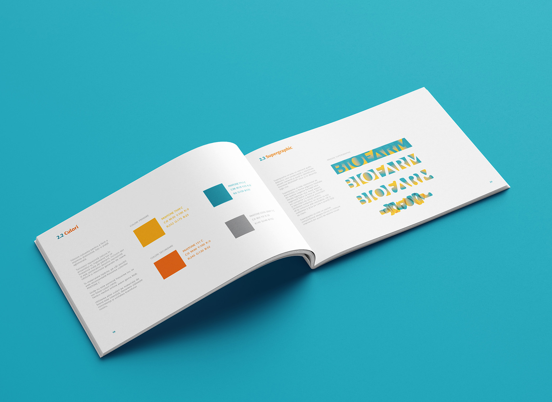 Biofarm portofoliu inoveo brandbook