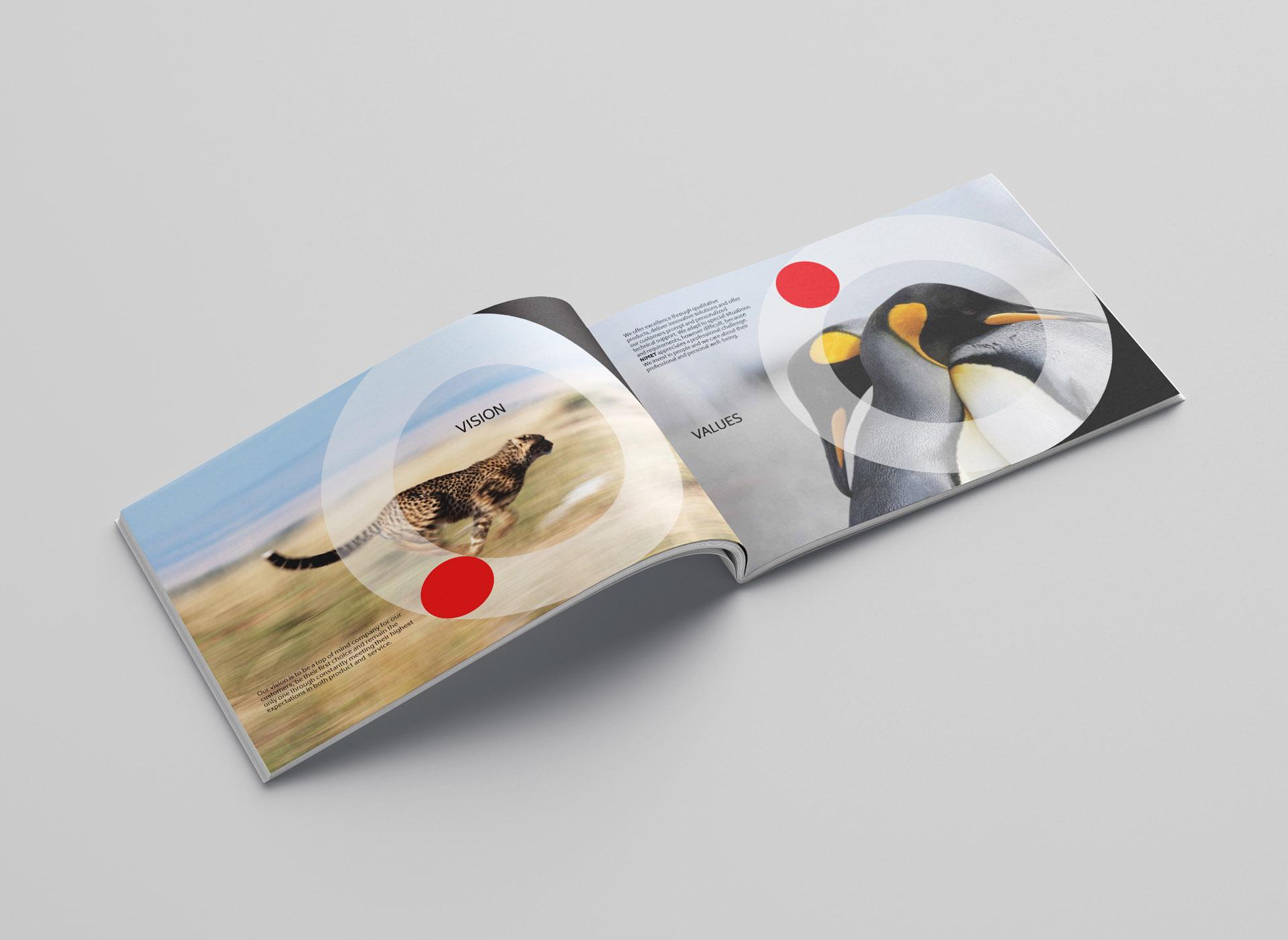 NIMET portofoliu inoveo brochure