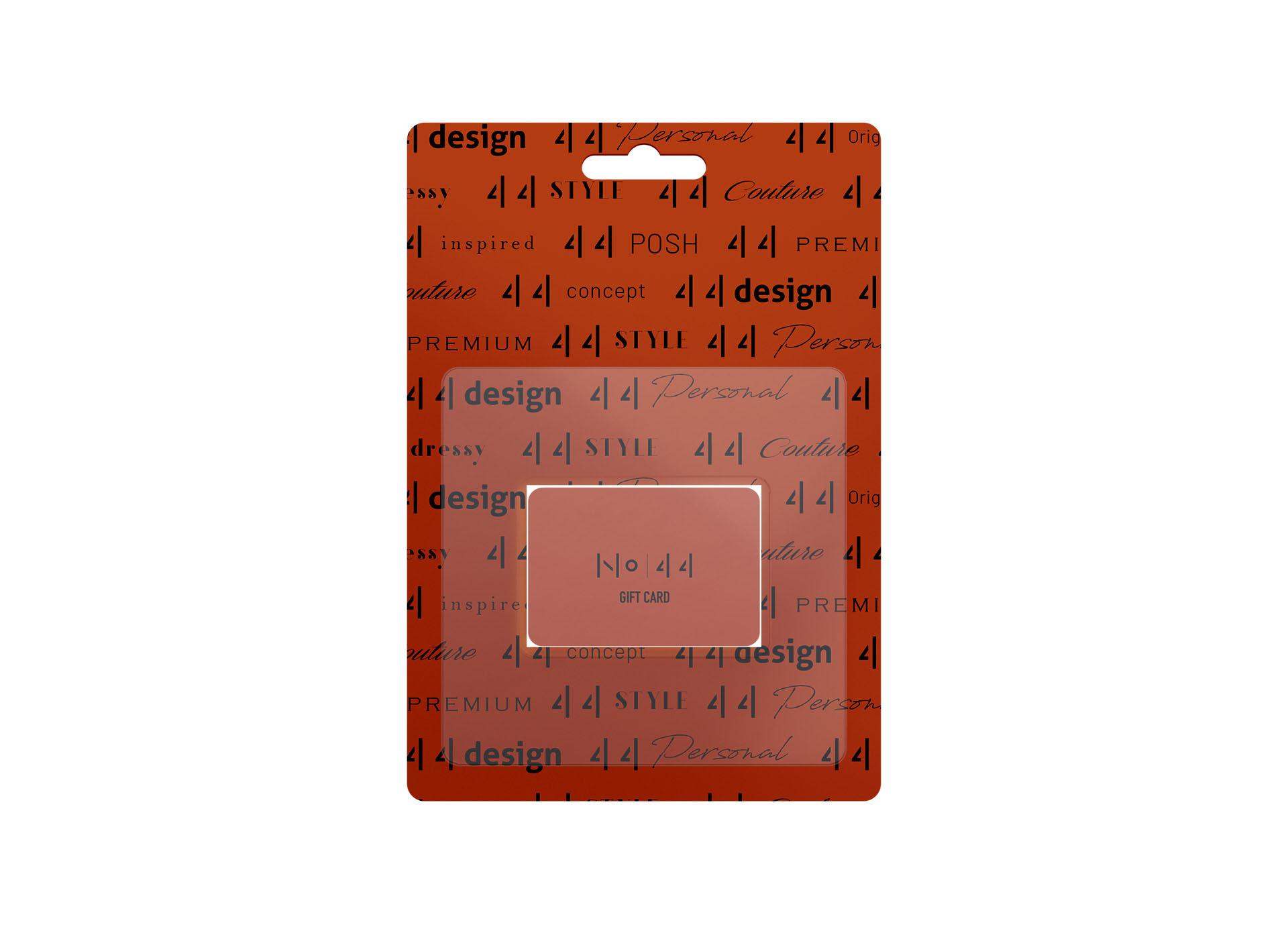 NO44 portofoliu inoveo gift card