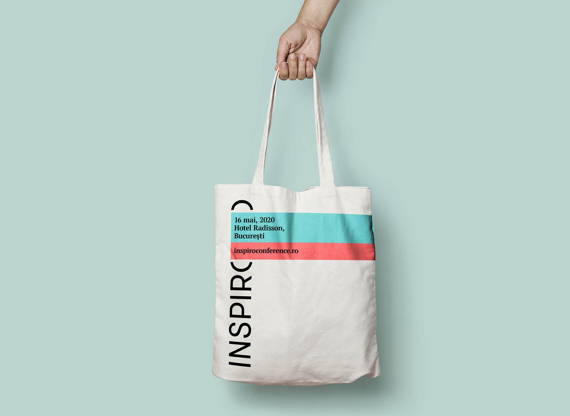 Inspiro portofoliu inoveo bag