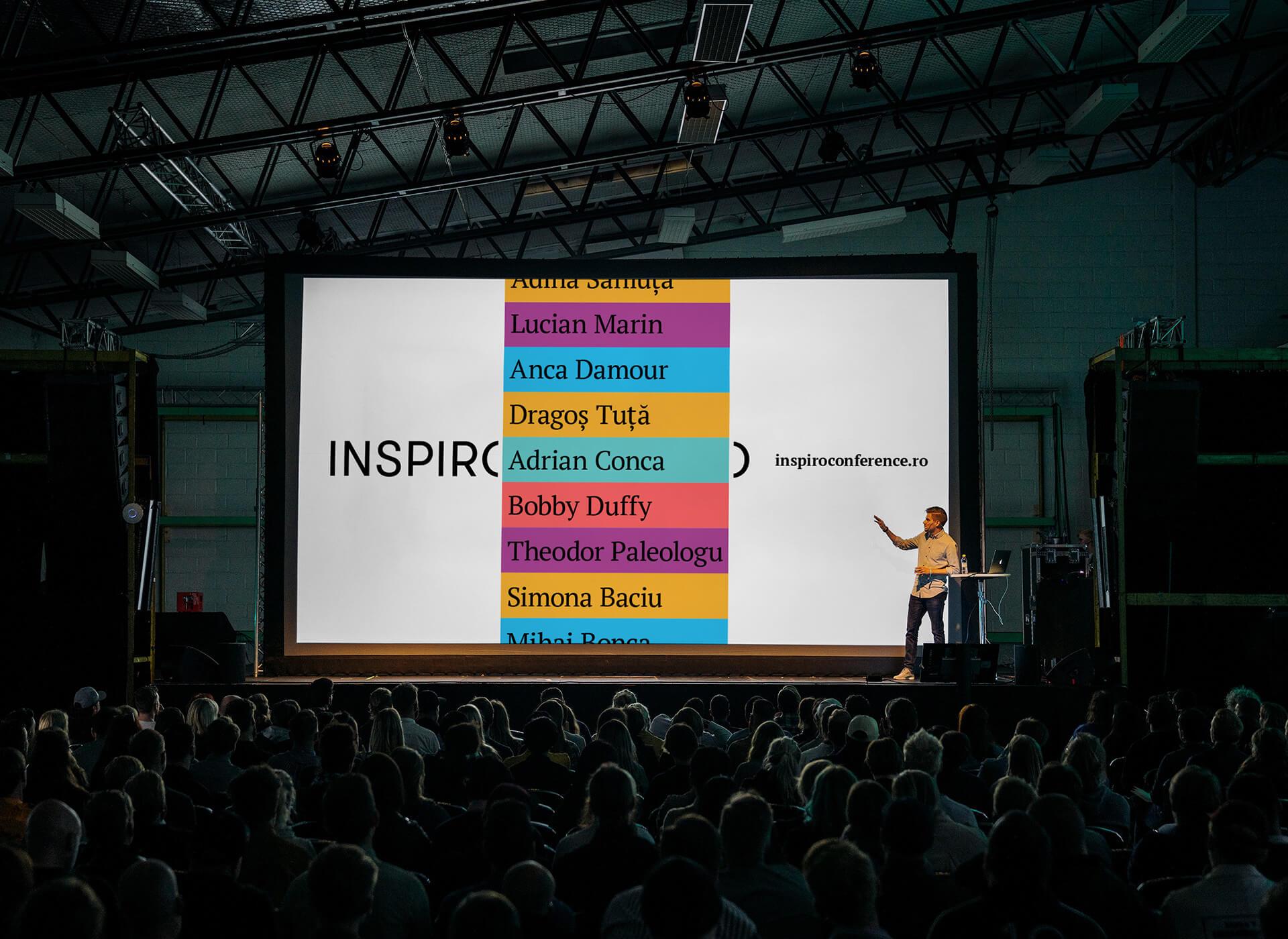 Inspiro portofoliu keynote presentation