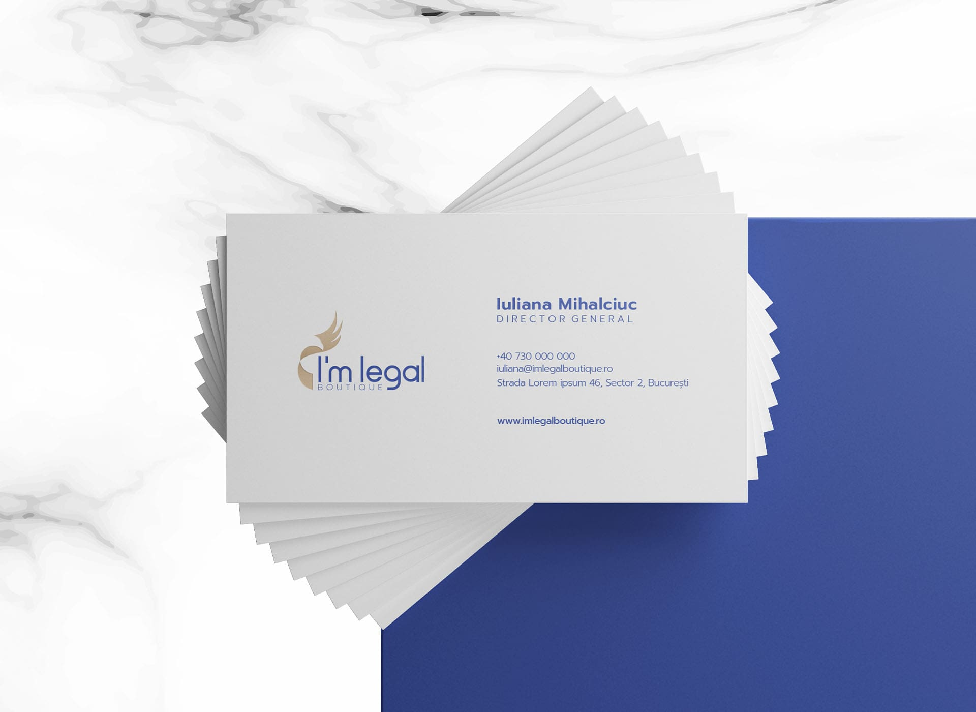 I'm legal portofoliu inoveo business card