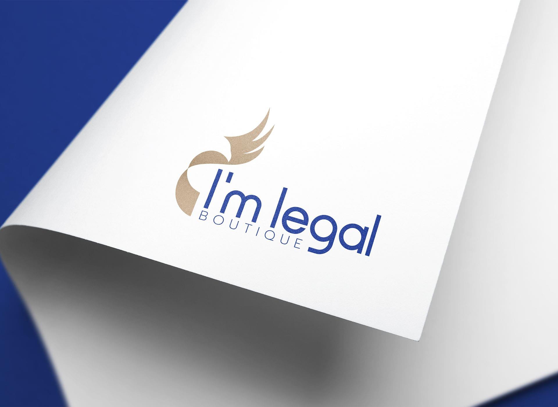 I'm legal portofoliu inoveo logo paper