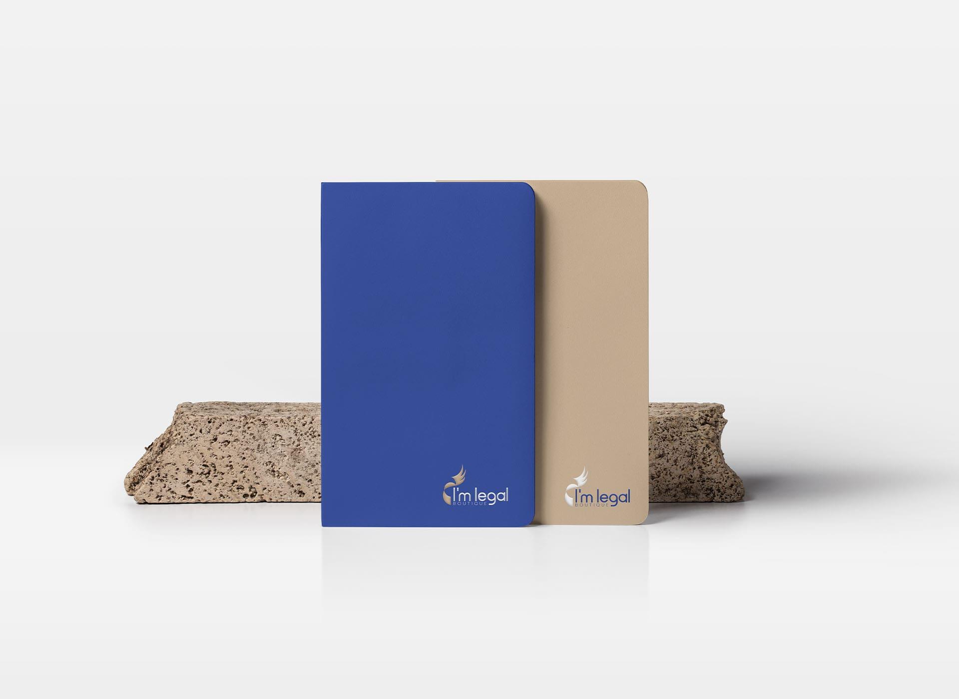 I'm legal portofoliu inoveo notebook