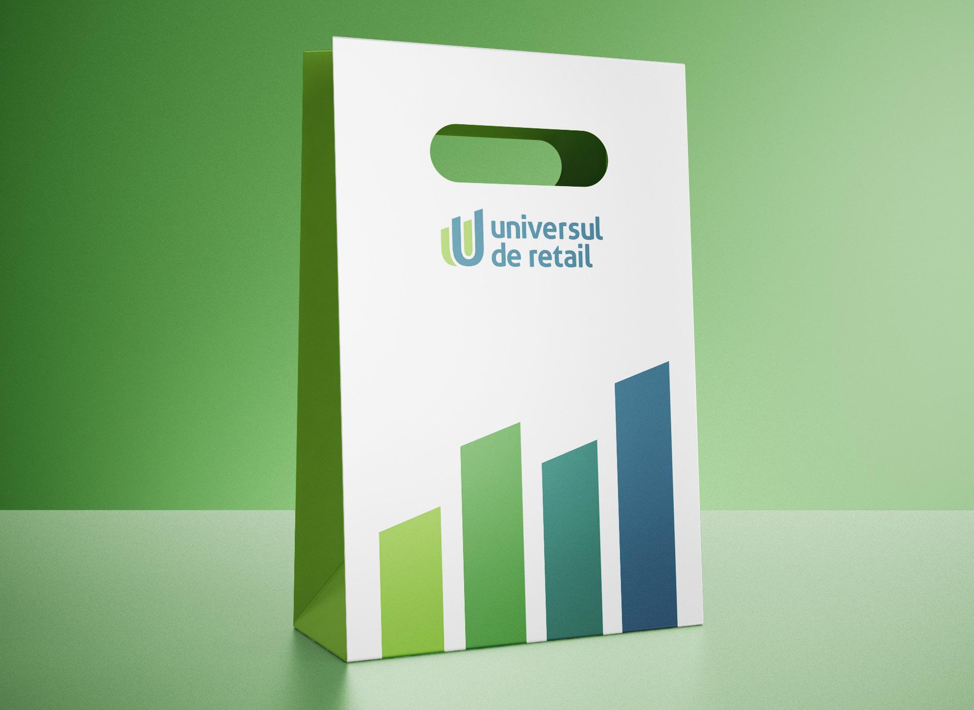 universul de retail portofoliu inoveo bag