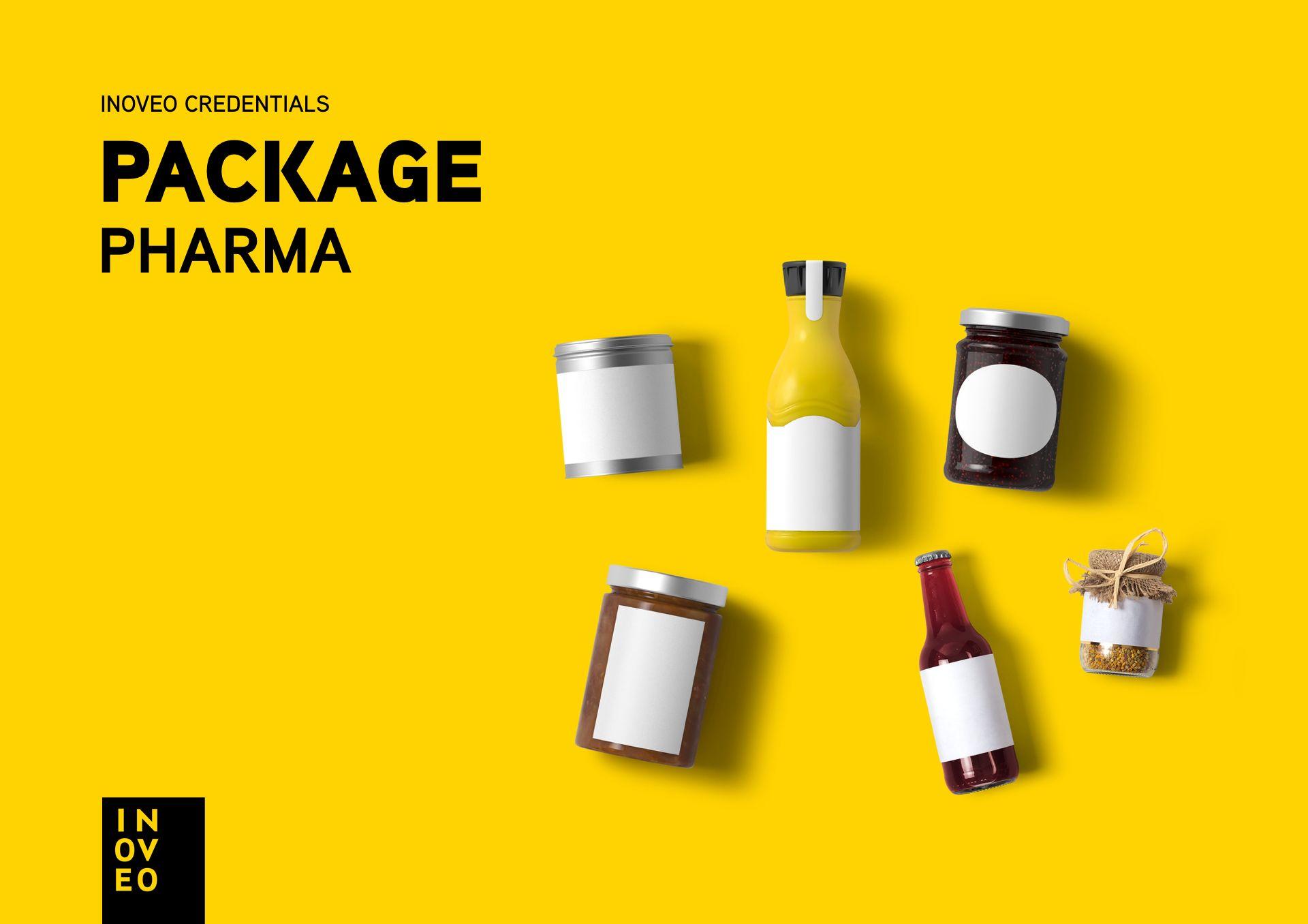 package credentials INOVEO branding